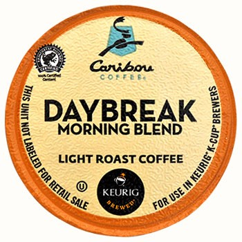 Caribou Daybreak Coffee
