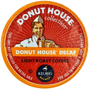 DECAF Donut House