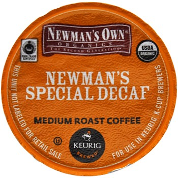 DECAF Newman's Special Blend