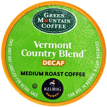 DECAF Vermont Country Blend