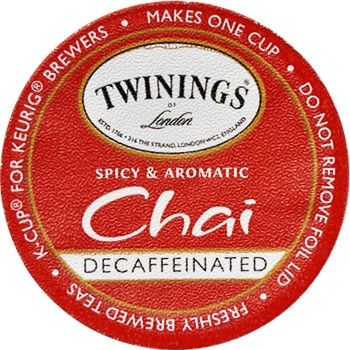 DECAF Chai Tea
