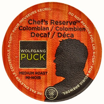 DECAF Chef's Reserve Colombian